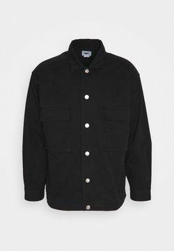 Obey Clothing - WILSON  - Vapaa-ajan kauluspaita - black