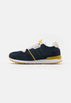 Replay - CLASSIC WEST - Trainers - navy/white/ocra