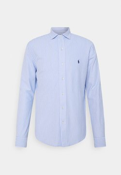 Polo Ralph Lauren - LONG SLEEVE SHIRT - Hemd -  blue/white