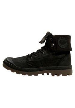 Palladium - PALLABROUSE BAGGY WAX  UNISEX - Veterboots - black