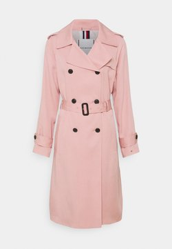 Tommy Hilfiger - FLUID - Trench - soothing pink