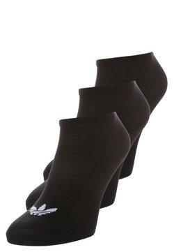 adidas Originals - 3 PACK - Strumpor - black/white