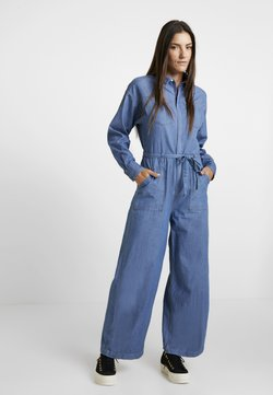 Lee - WHIZ IT COVERALL - Haalari - frost blue