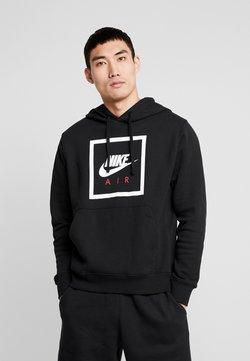 Nike Sportswear - M NSW PO HOODIE NIKE AIR 5 - Kapuzenpullover - black/white