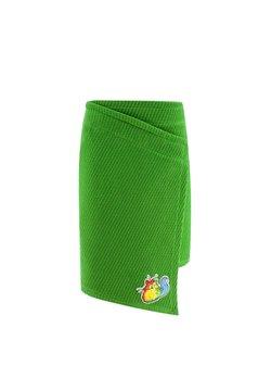 Evika Kids - CAT - Jupe portefeuille - green