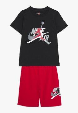 Jordan - JUMPMAN CLASSIC TEE SHORT SET - Short de sport - gym red