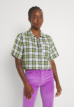 The Ragged Priest - COOLER - Pusero - green/white check