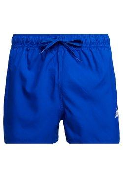 adidas Performance - Szorty kąpielowe - blue