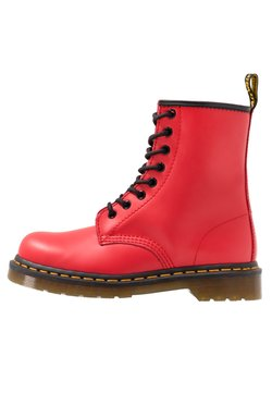 Dr. Martens - 1460 8 EYE BOOT UNISEX - Schnürstiefelette - satchel red