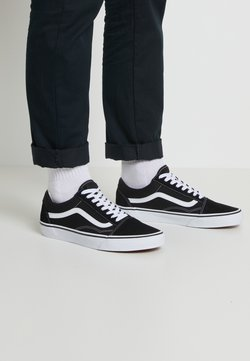 Vans - OLD SKOOL - Sneakers laag - black