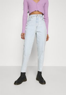 Levi's® - HIGH WAISTED - Tapered-Farkut - what the flip
