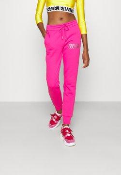 Versace Jeans Couture - PANTS - Jogginghose - pink