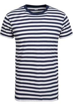 Mads Nørgaard - T-Shirt print - navy/white