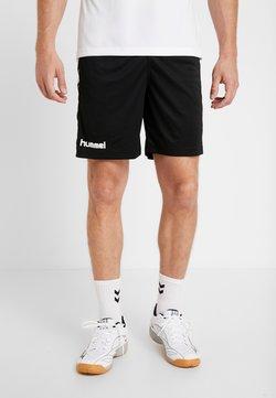 Hummel - CORE SHORTS - kurze Sporthose - black