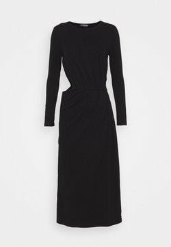 Fashion Union - SHOOT DRESS - Vestido ligero - black