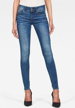 G-Star - MID SKINNY - Jeans Skinny Fit - faded blue