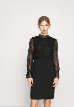Vila - VIZARIA DRESS - Korte jurk - black