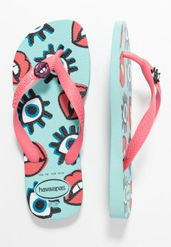 Havaianas - TOP FUN - Teensandalen - ice blue