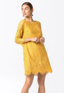 HALLHUBER - Cocktailkleid/festliches Kleid - safran