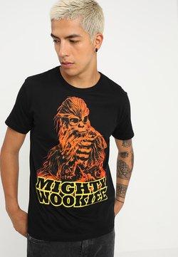 LOGOSHIRT - STAR WARS SOLO MIGHTY WOOKIE - T-Shirt print - black