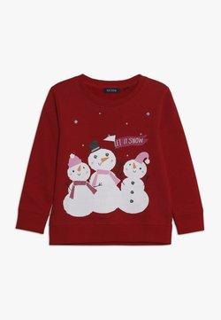 Blue Seven - CHRISTMAS - Sweatshirt - fiery