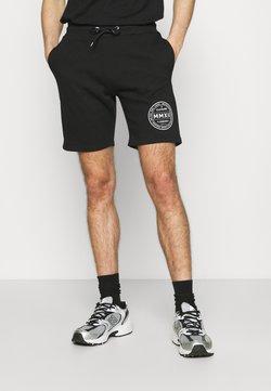 CLOSURE London - LOGO EMBLEM  - Shorts - black