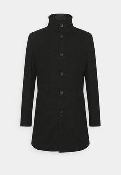 Bruun & Stengade - 2-IN-1 - Krótki płaszcz - black