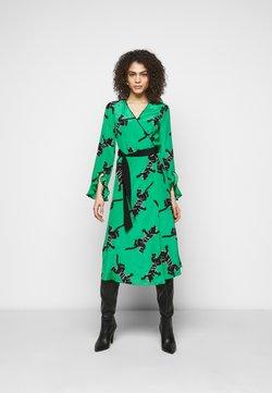 Diane von Furstenberg - SERENA DRESS - Freizeitkleid - green