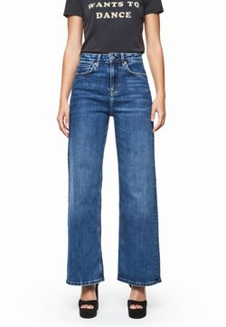 Pepe Jeans - DUA LIPA X PEPE JEANS - Jeans bootcut - denim