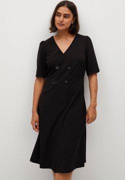 Violeta by Mango - BETTY - Jerseykleid - zwart