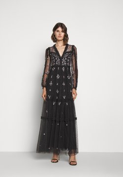Needle & Thread - PENELOPE SHIMMER GOWN - Abito da sera - graphite