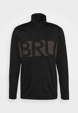 Brunotti - FRANK MENS - Fleecepullover - black