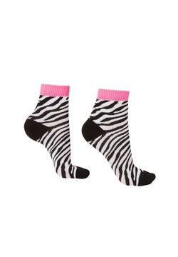 Calzedonia - Socken - zebra bianco