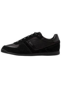 BOSS - GLAZE - Sneaker low - black