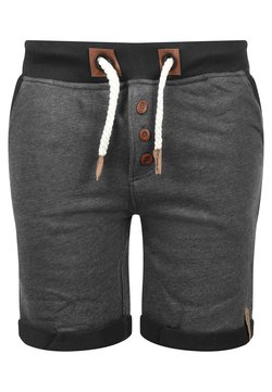 INDICODE JEANS - BILLY - Shorts - charcoal
