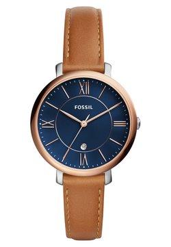 Fossil - JACQUELINE - Horloge - brown