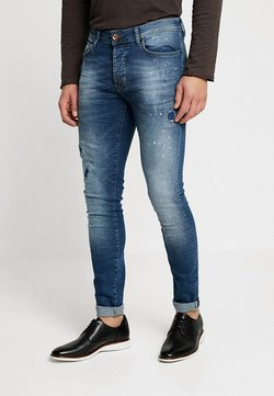 Cars Jeans - ARON - Jeans Skinny Fit - dark used