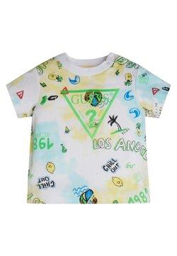 Guess - T-Shirt print - beach club yellow