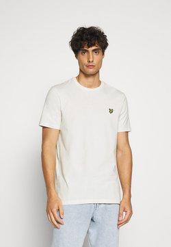 Lyle & Scott - T-shirt basic - vanilla ice
