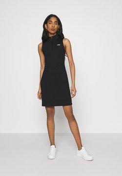 Fila - CEARA TIGHT DRESS - Vestido de tubo - black