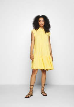 YAS - YASJANICE DRESS - Robe d'été - citrus