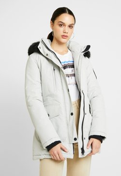 Superdry - ASHLEY EVEREST - Wintermantel - grey