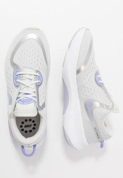 Nike Performance - JOYRIDE DUAL RUN - Obuwie do biegania treningowe - photon dust/white/light thistle