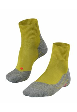 FALKE - TK5 SHORT - Sportsocken - greenery