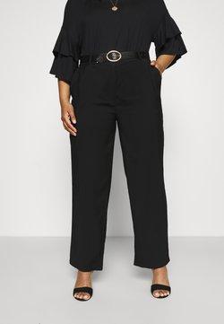 Anna Field Curvy - Pantalon classique - black