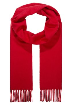 Johnstons of Elgin - 100% Cashmere Scarf UNISEX - Sciarpa - classic red