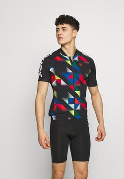 Ziener - NIKOLEI - T-Shirt print - black
