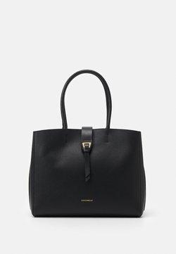 Coccinelle - ALBA WORK SHOPPER - Shopping Bag - noir