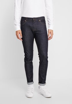 Benetton - Slim fit jeans - rinsed denim