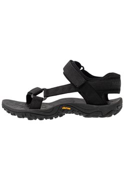 Merrell - KAHUNA WEB - Walking sandals - black